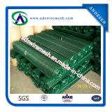 La rete metallica quadrata galvanizzata/ha galvanizzato la rete fissa saldata della rete metallica (ISO9001, dalla E, RoHS)