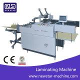Automatische thermische lamellierende Maschinen-Papier-lamellierende Maschine