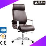 PUの革が付いているオフィスの高く背部管理の椅子