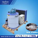 1t par jour Flake Machine à glace pour le maintien de pêches fraîches