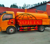 트럭 2500 갤런 흡입, 10m3 진공 흡입 트럭