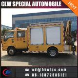Isuzu 기술설계 구조 고장 기중기 트럭 차량