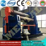 曲がる機械のあたりで転送する中国CNCシートの金属板の円錐形