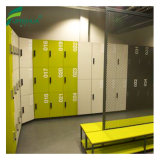 抗菌性の入院患者のロッカーをきれいにすること容易な更衣室