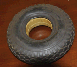PU-Gussteil-Maschine für die Rad-Herstellung