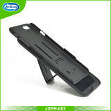Caso combinado del modelo de la pistolera I de China para el iPhone 6 más con el clip de la cautela