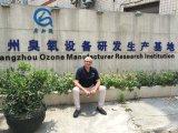 Pianta di fabbrica del fornitore del generatore dell'ozono del tubo del quarzo