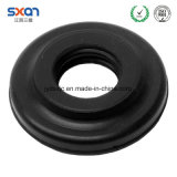 Runde EPDM Gummiunterlegscheiben der schwarzen Farben-
