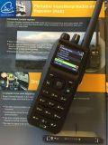 Портативное устройство GPS UHF приемопередатчик с местоположение по GPS сообщить функции