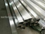 ASTM A554 316 Edelstahl-quadratisches Gefäß