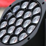 Zuverlässige bewegliche Hauptlichter der Stadiums-Licht-Fabrik-19r des Träger-285 des licht-DMX
