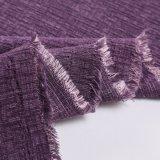 Tessuto di tela più poco costoso 2018 per il tessuto di tessile del sofà a Haining Cina
