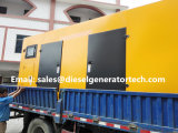 gerador Diesel Soundproof do gerador de 100kw Cummins (6BTA5.9-G2) 125kVA Cummins