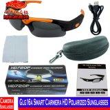 Солнечные очки Glg16A франтовские Carmera поляризовыванные HD (видеозаписывающее устройство Eyewear)