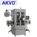 De Akvo dubbel-Geleide Automatische Machine van de Etikettering van de Fles