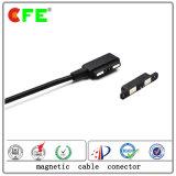 connettore di cavo magnetico del prodotto portabile 2pin