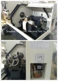 Китайский мини токарный станок с ЧПУ Ck6130