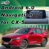 Просто подключите Android 6.0 для интерфейса системы навигации Mazda CX-5 с WiFi Bluetooth Mirrorlink приложение Facebook