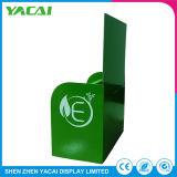El papel de seguridad de cartón personalizadas Soporte de pantalla para tiendas