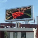 Impermeable al aire libre pantalla LED de color/ cartelera para publicidad