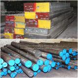 Aço de liga barra redonda fria de plano de aço do molde do aço Cr12 do trabalho SKD1/D3/Cr12 de 1.2080/