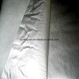 De Stof van de Taf van de polyester met Weerspiegelend die Zilver voor het Vest van de Veiligheid met een laag wordt bedekt