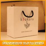 Kundenspezifisches Kleid-verpackendes Papierbeutel-Einkaufen