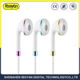 Overgegaan Ce RoHS 3.5mm Stop HifiEarpods voor Mobilofoon