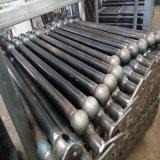 Montant galvanisé par BAL pour la balustrade