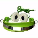 熱い販売の最もよい品質によってワイヤーで縛られるステレオのヘッドホーン