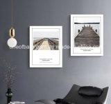 Decoración de las fotos del colgante de pared a casa
