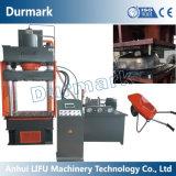 Étirage profond hydraulique de la machine Ytd32-500t de presse de double fléau de l'action quatre avec le coussin hydraulique