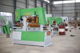 Trabalhador hidráulico Multifunctional do dobrador Q35y-50/ferro da tesoura/entalhe/perfurador