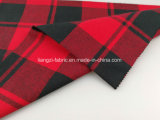 16s фланель покрашенная хлопчатобумажной пряжей Fabric-Lz8371