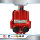 Actuador linear eléctrico/actuador del Quarter-Turn