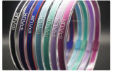 Ioga antiderrapante Hairbands de 8 cores