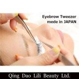 Pinzas de alto grado de la ceja de la pestaña de las pinzas con el profesional hecho en Japón