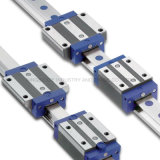 CNCのブロックおよびキャリアアセンブリが付いている線形ガイド・レール