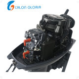 2 넓의 치기 40HP 선체 밖 선외 발동기 간결 샤프트 적용 가능한 혼합 연료 모터 배