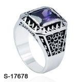 De nieuwe Turkse Ring van de Juwelen van het Ontwerp Zilveren voor de Mens