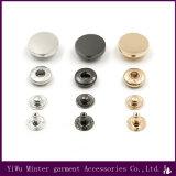 Мода дизайн одежды аксессуары круглые металлические кнопки для шитья джинсы