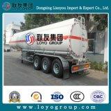 Veículo óleo 45000L de óleo do tanque de armazenamento de reboque