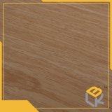 Oak Wood Grain Papel decorativo para móveis do fabricante chinês