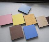 fabbrica del cartone di fibra di densità del compatto di spessore di 12mm in Cina
