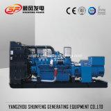 515kw energia elettrica Genset diesel con l'alternatore di Stamford del motore del MTU