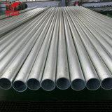 Tubo de acero soldado galvanizado superventas de carbón