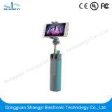 MiniBluetooth Lautsprecher mit Powerbank und Selfie Lautsprecher-Unterstützungs-Ableiter-Karte des Stock-S-611 Selfie Bluetooth und Zusatz innen