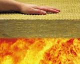 Fabrik stellen direkt thermische Isolierung feuerfesten Rockwool Vorstand für Wand bereit