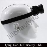 Luz do diodo emissor de luz do Headband da iluminação do ponto para o salão de beleza da beleza