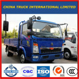 Nuevos 4*2 China carros ligeros de la chino de HOWO 5.5 tonelada